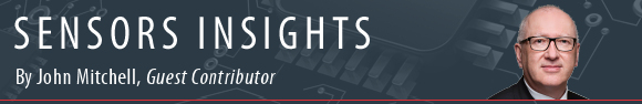 Sensors Insights by John Mitchell