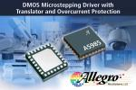 DMOS Microstepping Driver Integrates Translator And Overcurrent Protection
