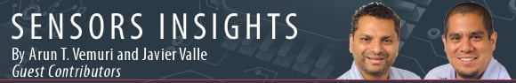 Sensors Insights by Arun T. Vemuri and Javier Valle