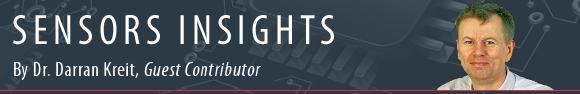 Sensors Insights by Dr. Darran Kreit