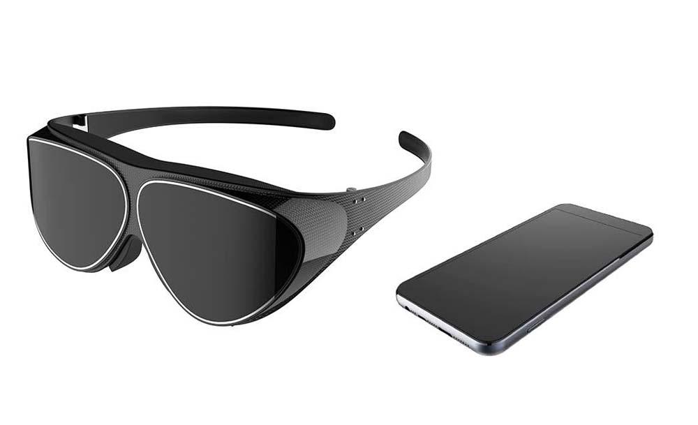 VR Glasses are Light 63a172db2b832