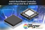 Buck/Boost Controller Integrates Buck MOSFET