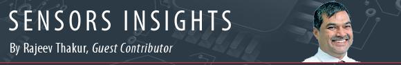 Sensors Insights by Rajeev Thakur