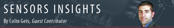 Sensors Insights by Colin Geis