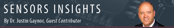 Sensors Insights by Dr. Justin Gaynor