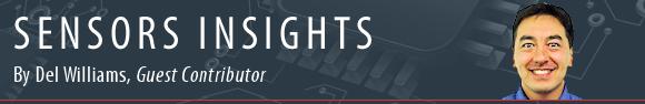 Sensors Insights by Del Williams