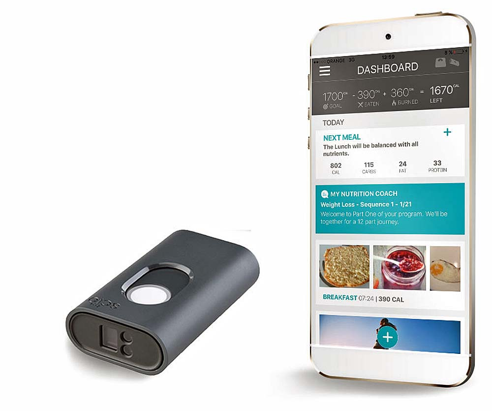 diet sensor and app lays the groundwork for weight loss diabetes