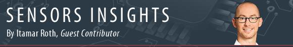 Sensors Insights by Itamar Roth