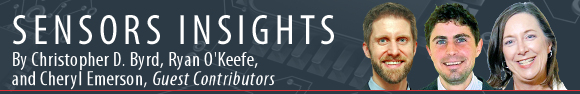 Sensors Insights by Christopher D. Byrd, Ryan O'Keefe, and Cheryl Emerson