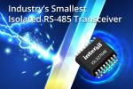 Isolated RS-485 Transceiver Resides In 4 mm x 5 mm QSOP