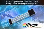 Hall-Effect Sensor Is Programmable For High-Rel Apps