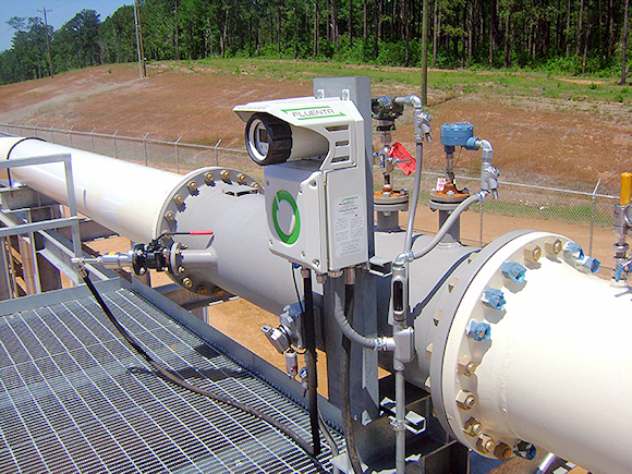 IoT solution for gas flaring.