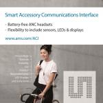 3.5-mm Jack Interface Lets Smart ANC Headsets Fly Battery Free