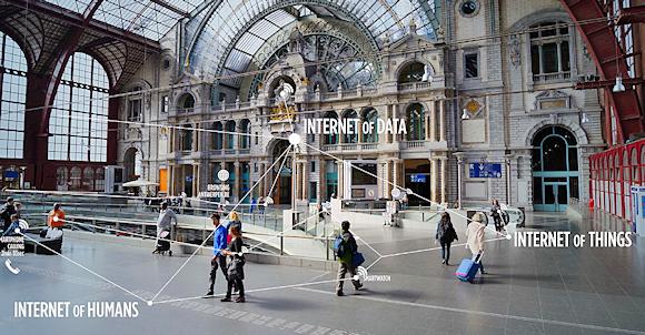 The City of Antwerp