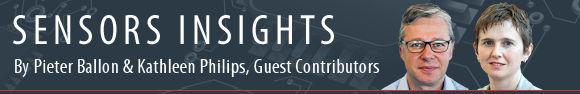 Sensors Insights by Pieter Ballon & Kathleen Philips