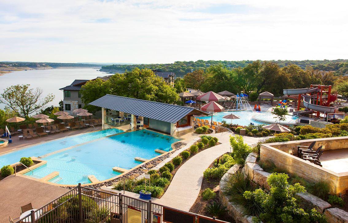 Resort And Spa Bastrop Tx