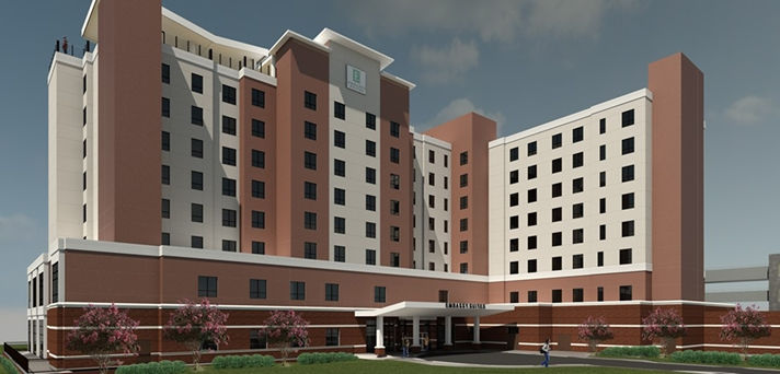 New Emby Suites Opens In Wilmington N C Hotel Management Rh Hotelmanagement Net Hilton Hotels Downtown Nc Riverfront