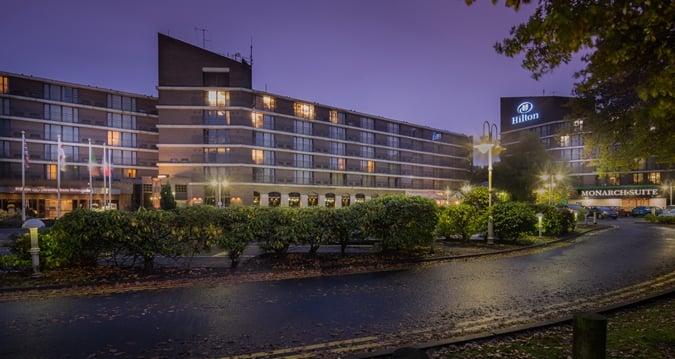Hilton Hotel Birmingham Nec