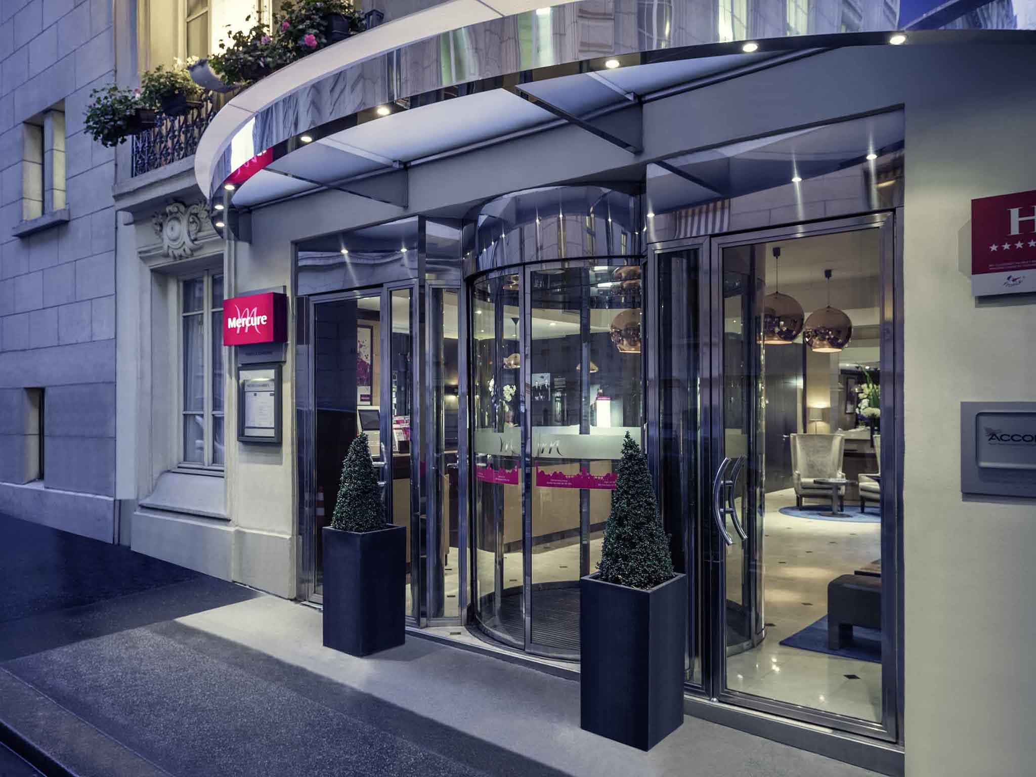 Hotel Mercure Paris La Sorbonne