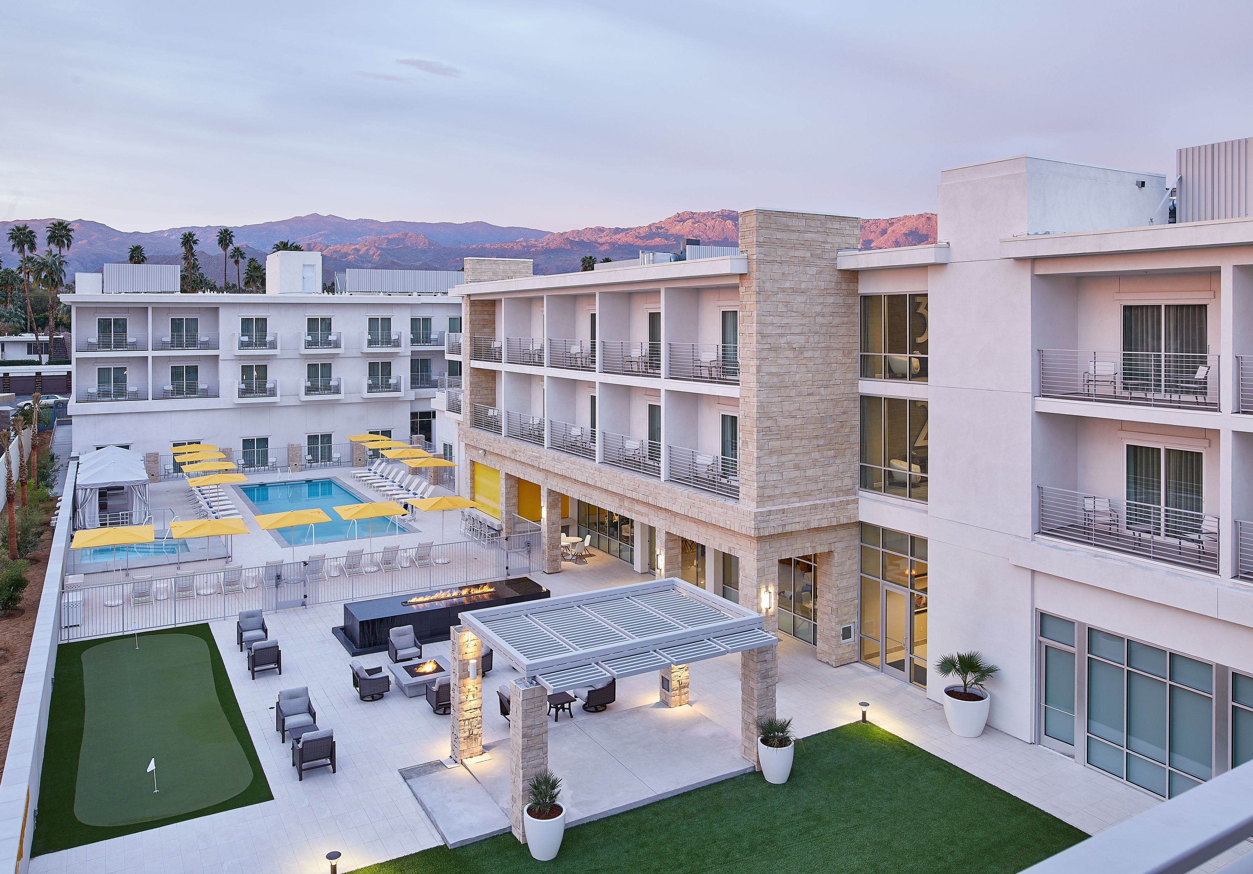 Hotel Paseo Officially Opens In Palm Desert Calif