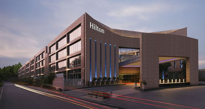 Hilton plans dual branded hotel for bengaluru india for Design hotel jena