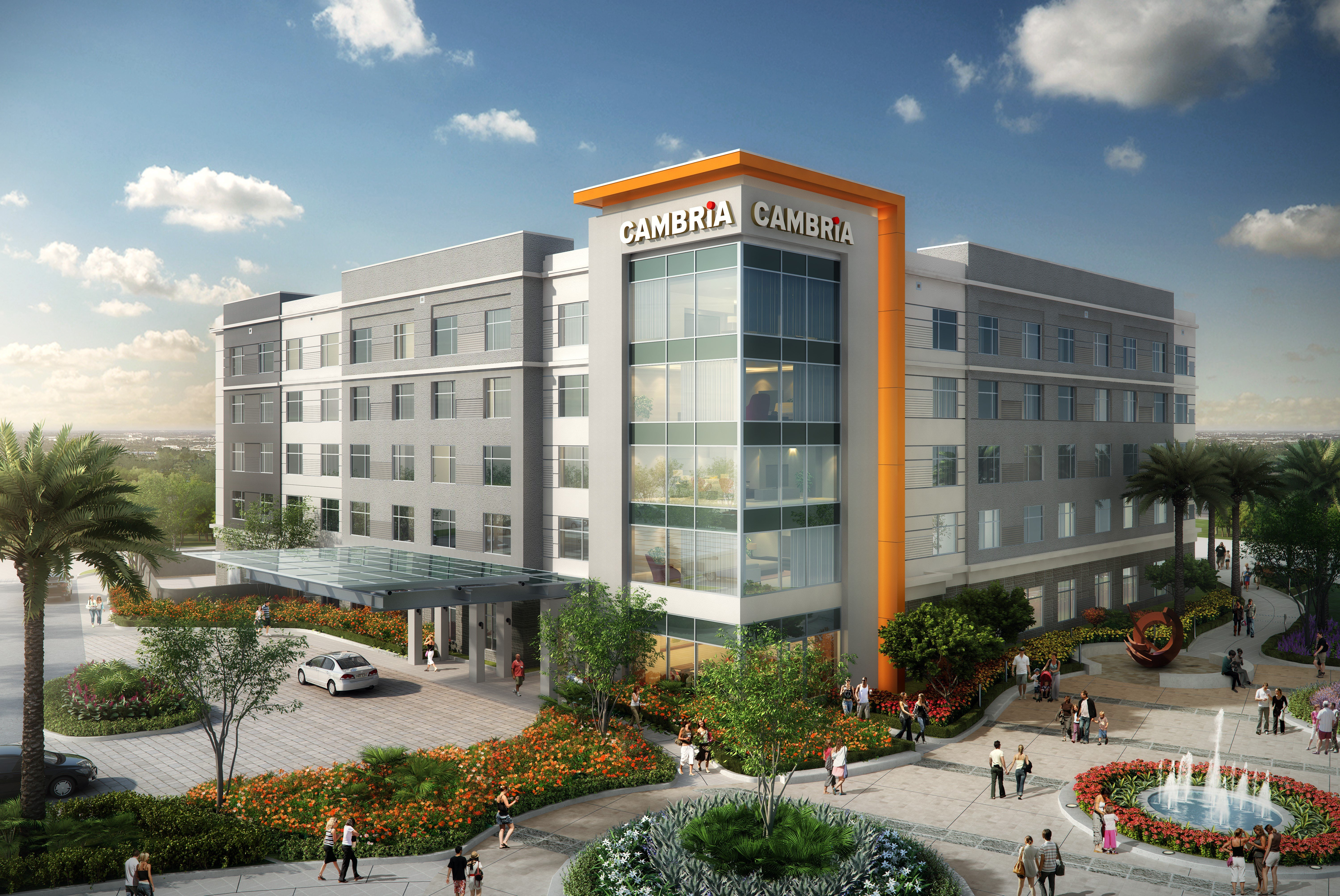 Choice Hotels Targets Multiunit Developers For Cambria Expansion Hotel Management