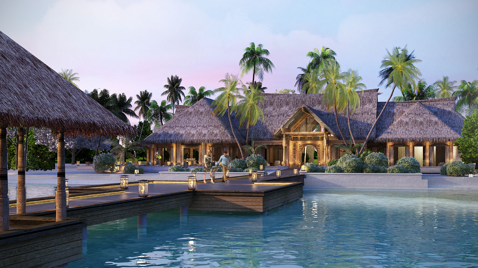 Hilton targets asia pacific southeast asia for hotel for Hilton hotels in maldives