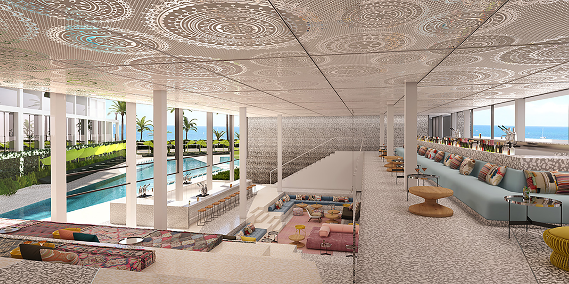 W hotels coming to ibiza in 2019 hotel management for Designhotel ibiza