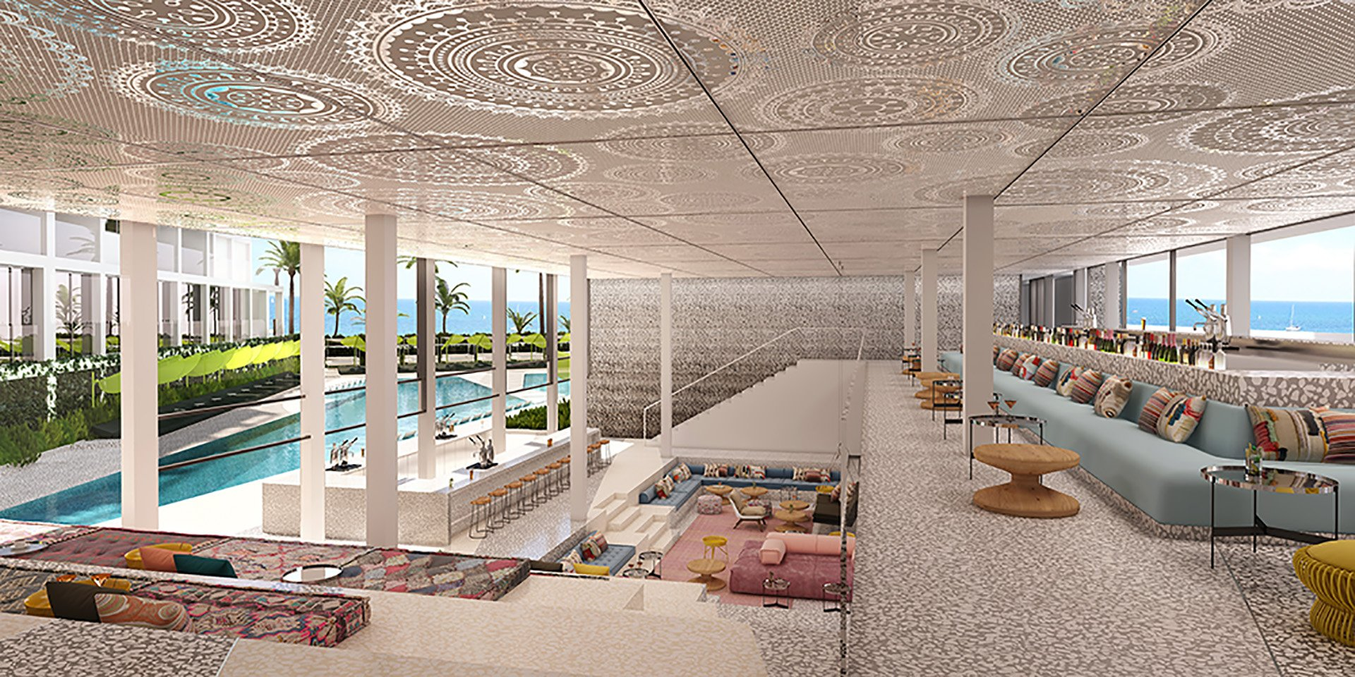 W hotels coming to ibiza in 2019 hotel management for Design hotel ibiza