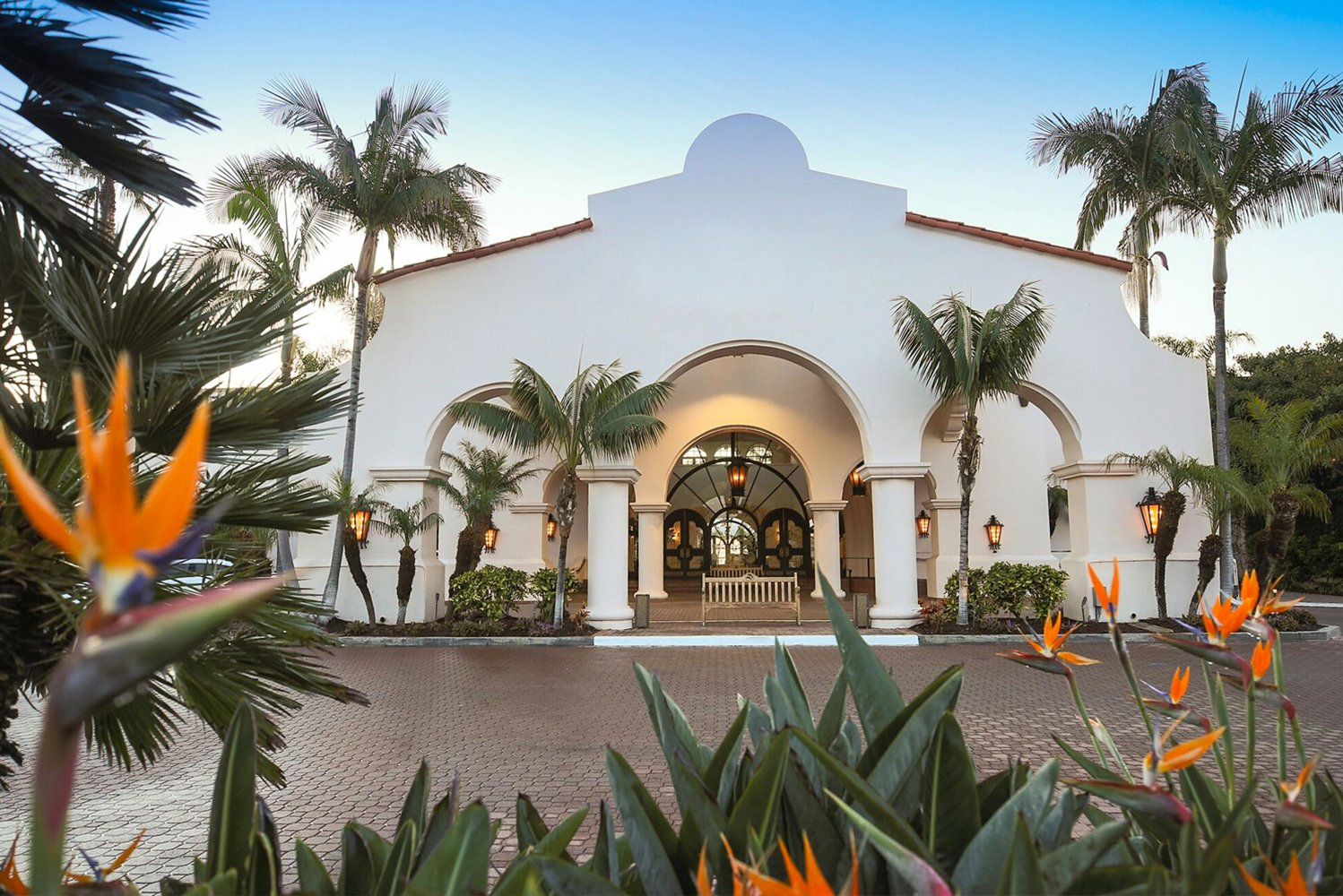 Rooms: How The Fess Parker Became The Hilton Santa Barbara