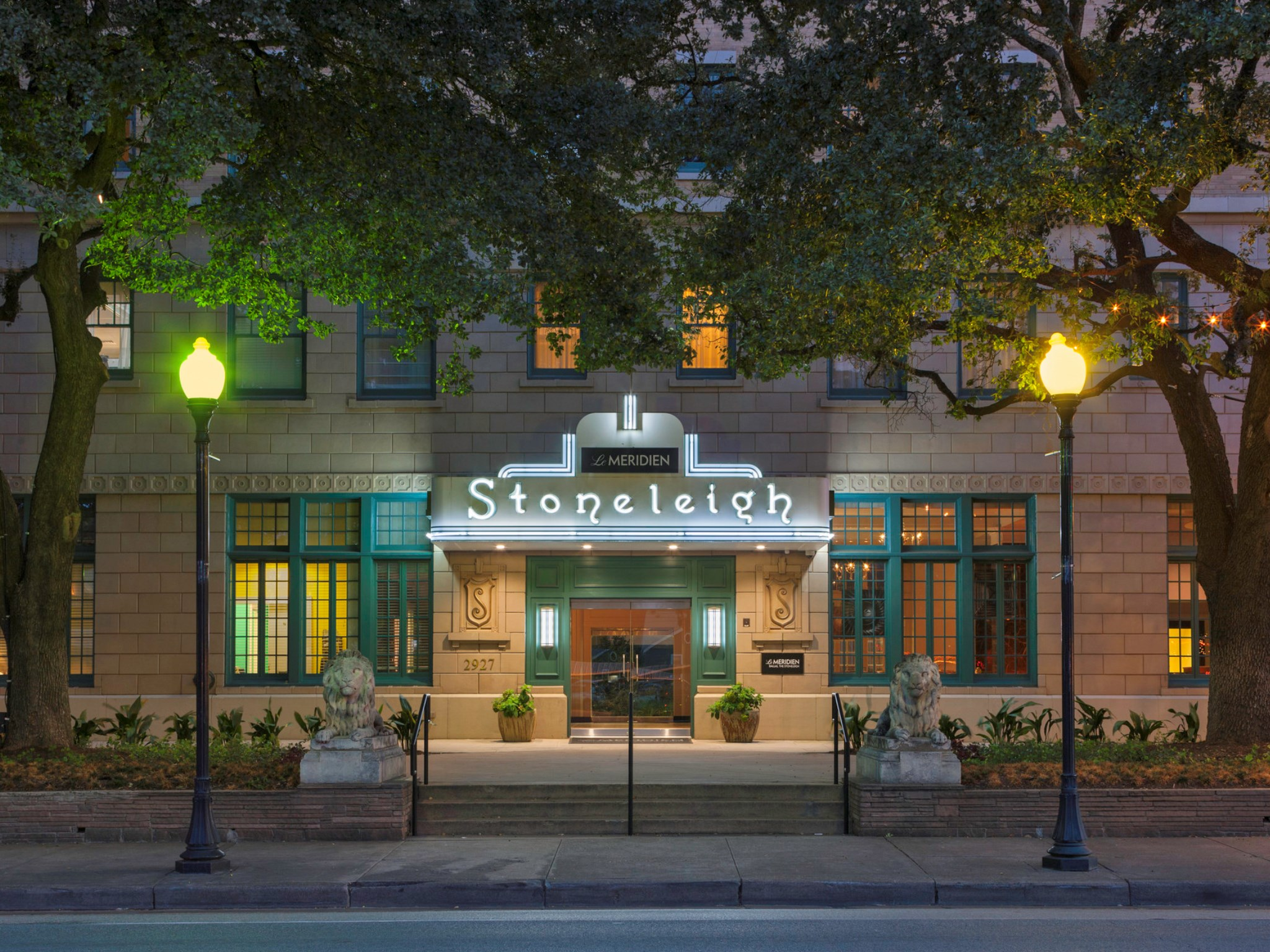 Le Mridien Dallas The Stoneleigh Adds Ben Olin As Gm Hotel Meriden Management