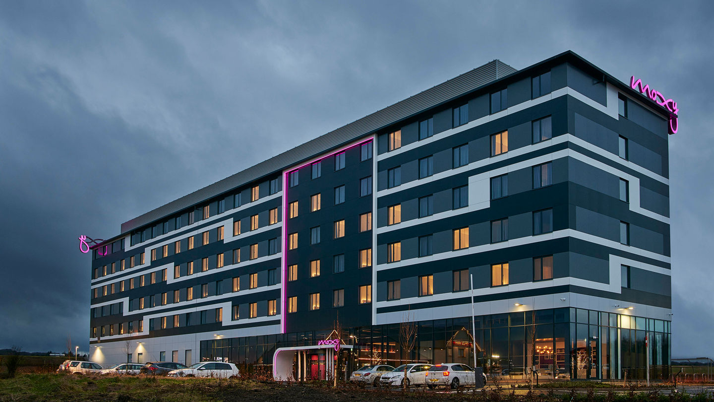 New Marriott Hotel Aberdeen