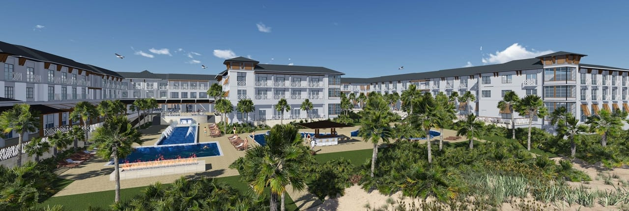 New Embassy Suites Opens In St Augustine Beach Fla