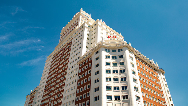 Riu Opens First Madrid Hotel Hotel Management