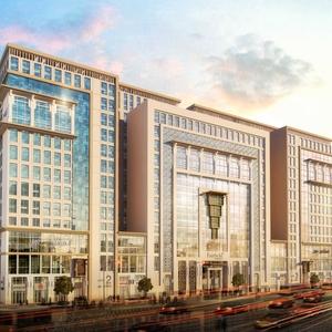 Fairfield Makkah Marriott International