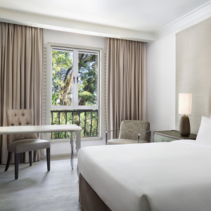 Global brands, like Marriott International's Four Points, have established a presence in major cities like Arusha, Tanzania. Photo credit: Marriott International
