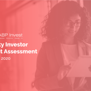 HI20 Investor Survey