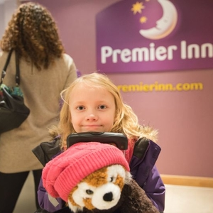 Premier Inn reception