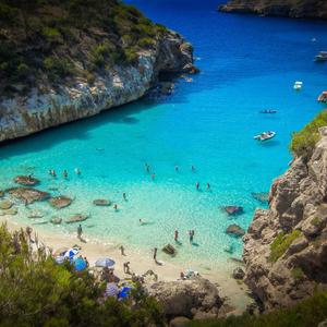 Majorca, beach