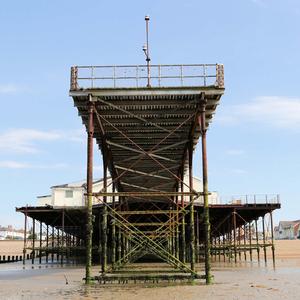 Seaside pier