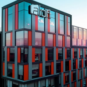 Aloft Dublin, Marriott