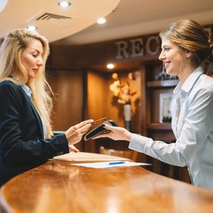 hotel tech card reader