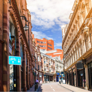 Birmingham street