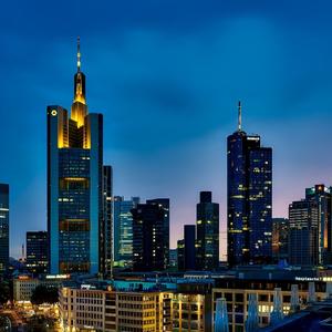 Buildings in Frankfurt