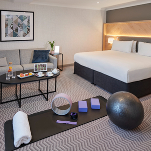WELLNESS GUEST ROOMS NOW OFFERED AT HILTON LONDON CROYDON