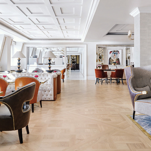 club lounge at The Langham London