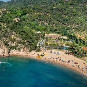 Arenas Resort Giverola in Costa Brava