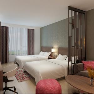 Choice Hotels EMEA - Saudi Arabia Guestroom
