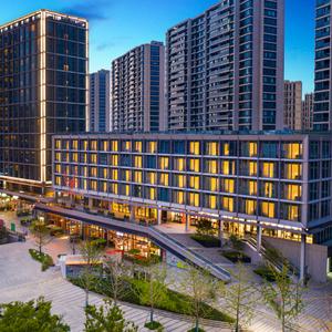 Lyf Mid-Town Hangzhou facade