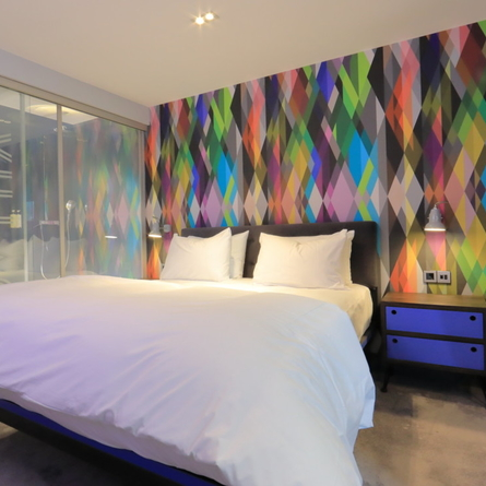 village hotels bedroom